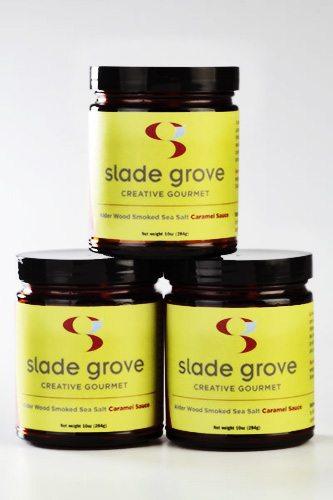 Caramel Sauce by Slade Grove