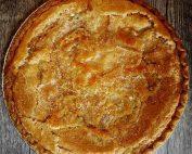 Sugar Cookie Cream Pie by Slade Grove