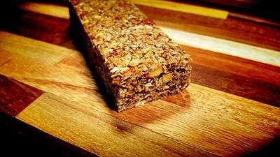 Cashew Almond Granola Bar