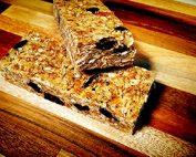 Cranberry Almond Granola Bar