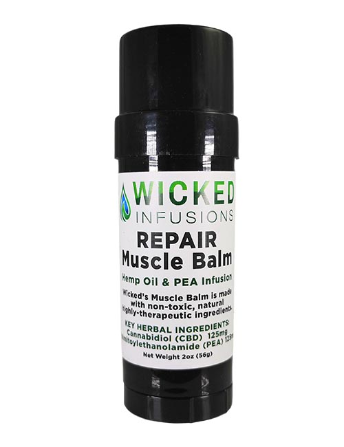 Repair Hemp Oil Muscle Balm