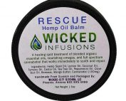 Rescue Would Care Balm