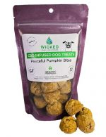 Peaceful Pumpkin Hemp Oil Dog Treats
